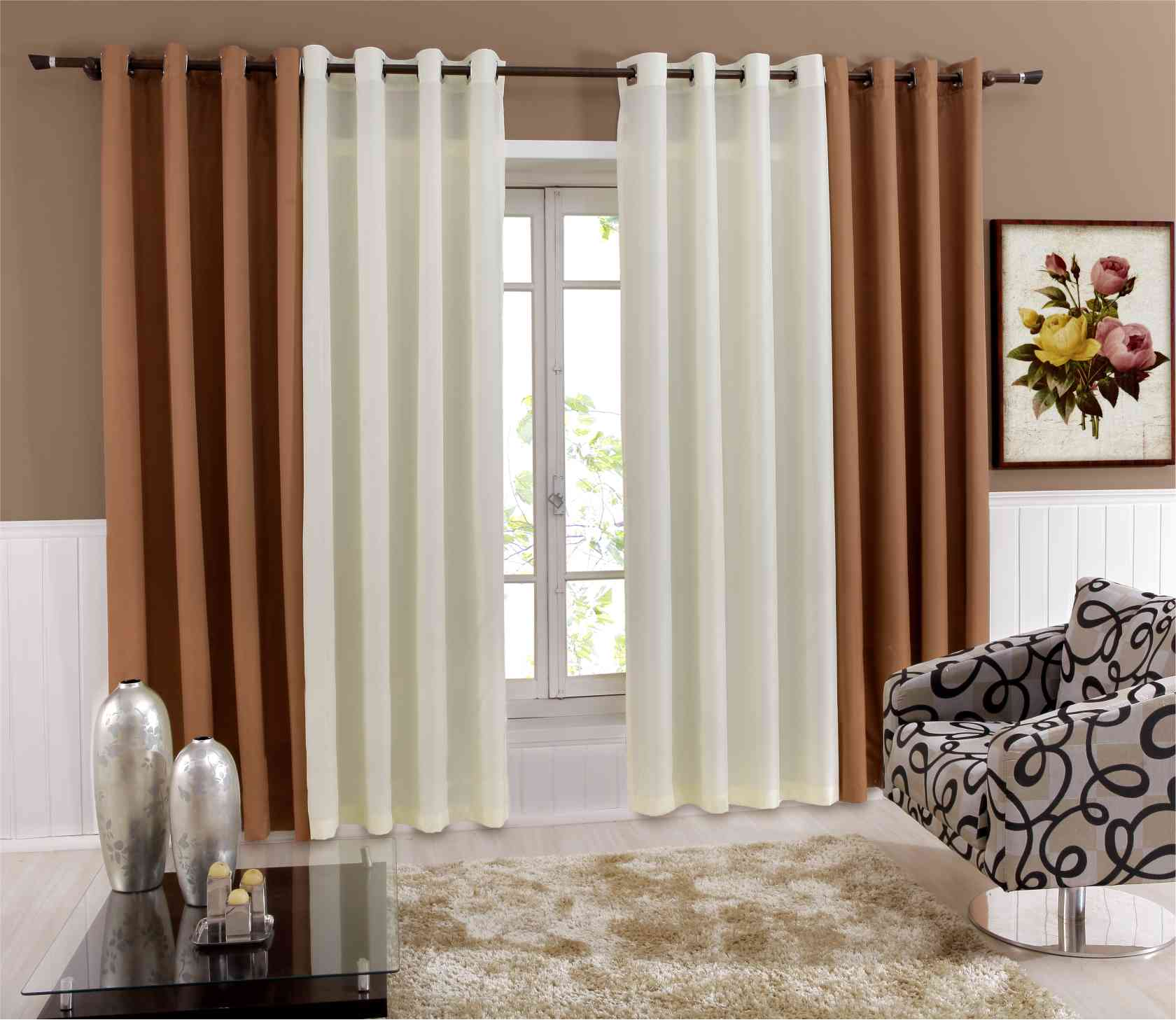 Cortinas y estores alutherm for Cortinas para casa